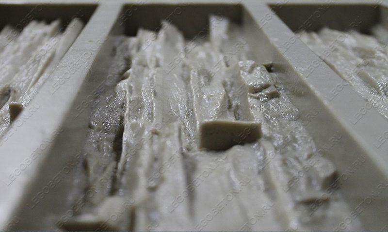 Форма для плитки под искусственный камень «Ортика» LB170-03