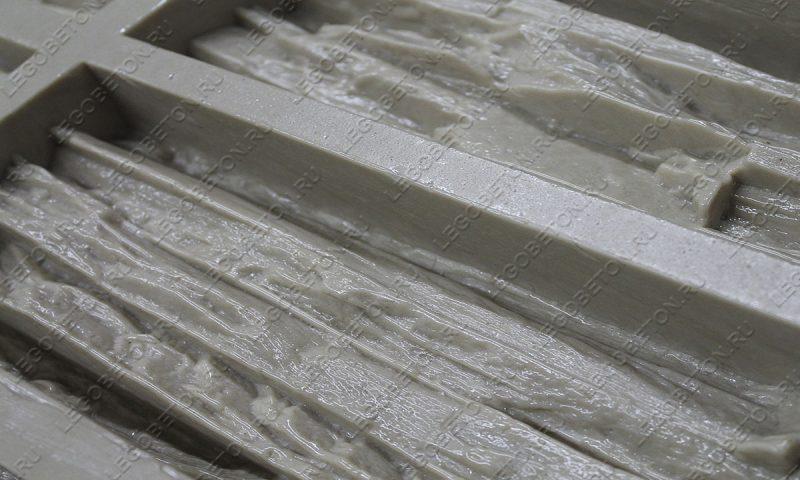 Форма для плитки под искусственный камень «Ортика (угол)» LB171-02
