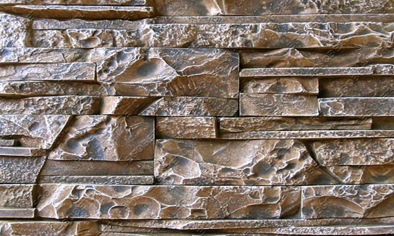 Форма для плитки под искусственный камень «Тонкий пласт — 1» LB180-01