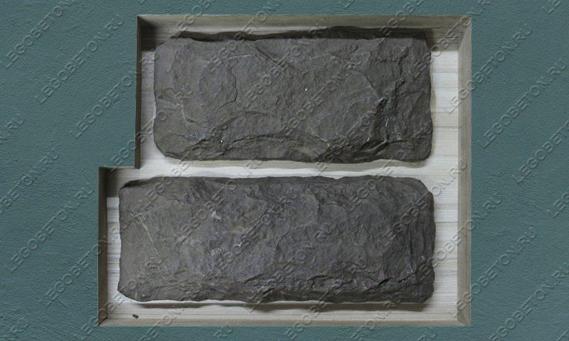 Форма для декоративного камня «Бут — 1» LB190-02