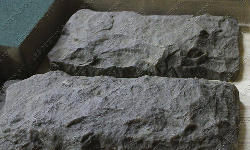 Форма для декоративного камня «Бут — 1» LB190-03