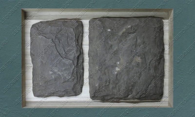 Форма для декоративного камня «Бут — 2» LB191-01