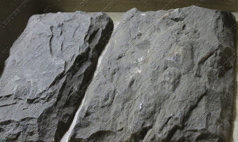 Форма для декоративного камня «Бут — 2» LB191-02