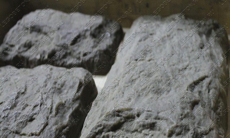 Форма для декоративного камня «Бут — 3» LB192-02