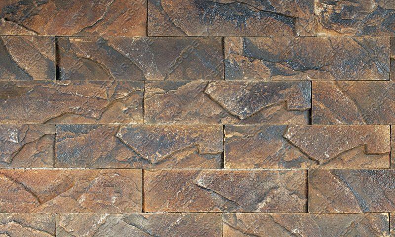 Форма для плитки под декоративный камень «Скальник» LB200-01