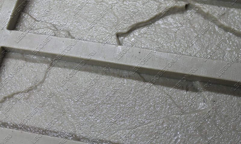 Форма для плитки под декоративный камень «Скальник» LB200-03
