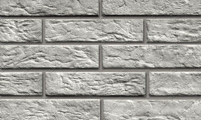 Форма для плитки под кирпич «Классический руст» LB234-01