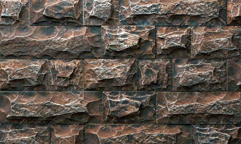 Форма для плитки под декоративный камень «Неаполь» LB270-01