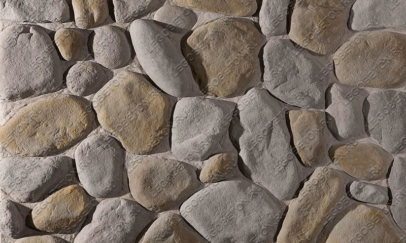 Форма для декоративного камня «Речной камень» LB510-01