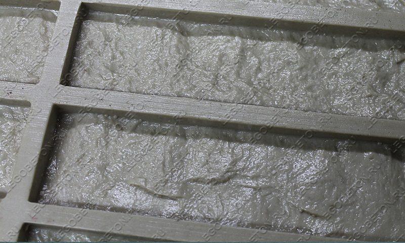 Форма для плитки под кирпич «Венский клинкер» (большая) LB570-03