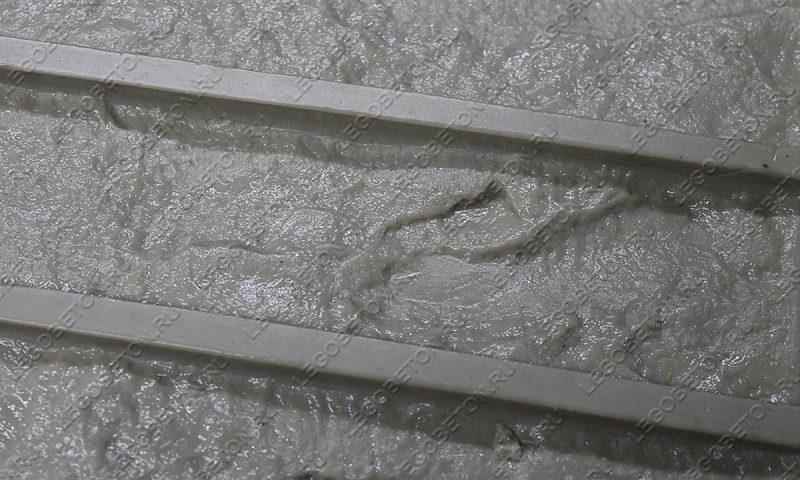 Форма для плитки под кирпич «Венский клинкер» (малая-2) LB572-02