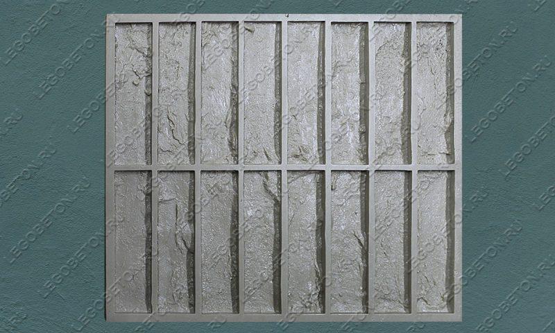 Форма для плитки под кирпич «Петр I» LB600-02