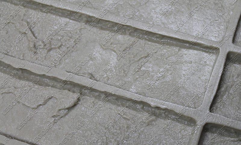 Форма для плитки под кирпич «Заводской» (большая)-03
