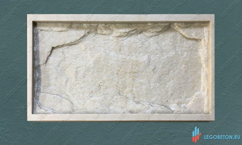 резиновая форма для камня Леон (малая-3)