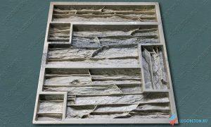 форма для изготовления камня Танвальд-4 купить в москве