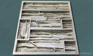 форма для изготовления камня Танвальд-5 купить в москве