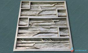 форма для изготовления камня Танвальд-6 купить в москве