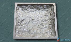 купить в москве резиновую форму для изготовления искусственного камня Бут-4