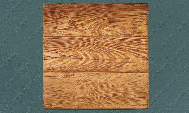 Форма для тротуарной плитки «Три доски» LB2205-01
