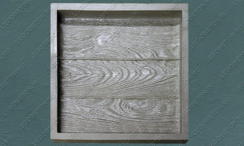 Форма для тротуарной плитки «Три доски» LB2205-02