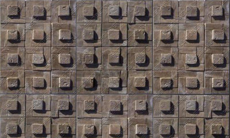 Форма для панелей стеновых «Abbasi Mosaic» LB2300-01