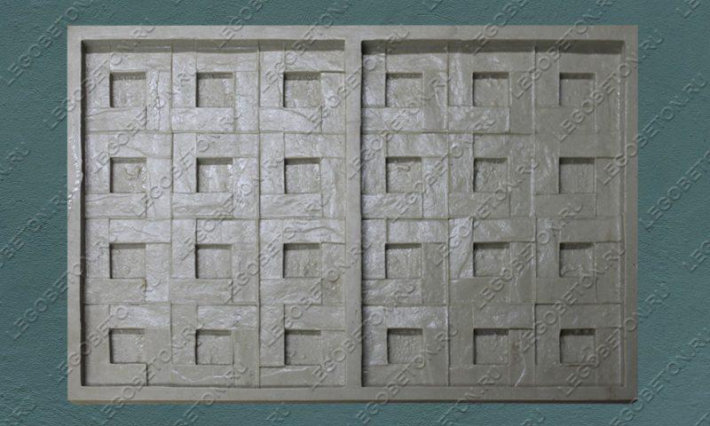 Форма для панелей стеновых «Abbasi Mosaic» LB2300-02