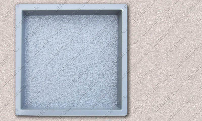 Форма «Квадрат «Песок»» FR114.1-1