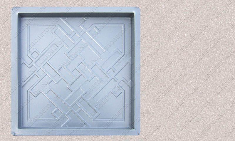 Форма «Квадрат «Тетрис»» FR115.1-1
