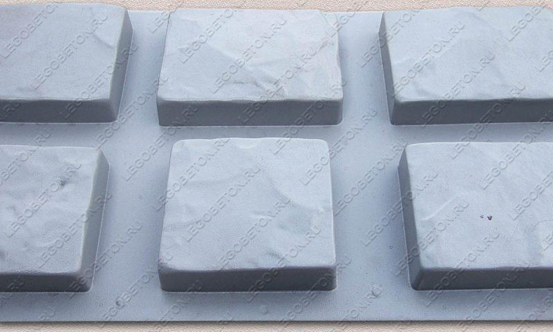 Форма «Комплект брусчатки «Старый Арбат»» FR116.1-3