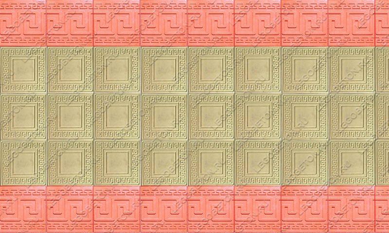 Форма «Квадрат «Греческая линия»» FR117.1-5