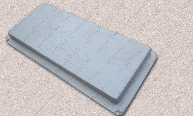 Форма «Доска №1 (50х20х3)» FR122.1-3