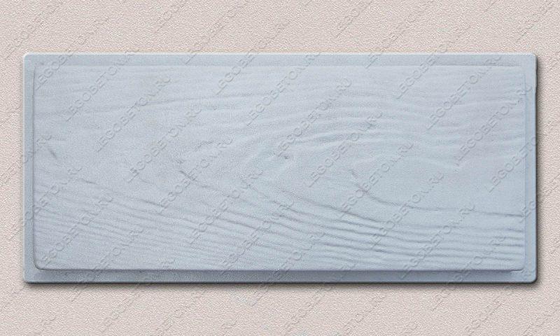 Форма «Доска №1 (50х20х3)» FR122.1-4