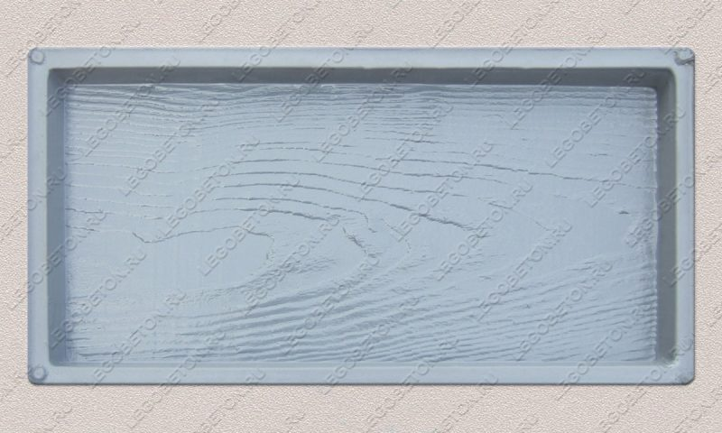 Форма «Доска №2 (50х23х3)» FR123.1-1