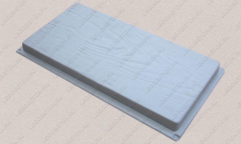 Форма «Доска №2 (50х23х3)» FR123.1-3