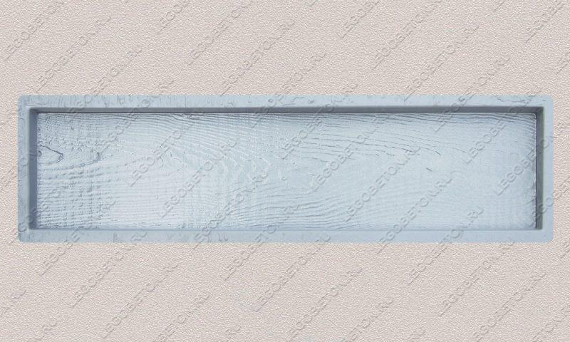 Форма «Доска №3 (100х23х3)» FR124.1-1