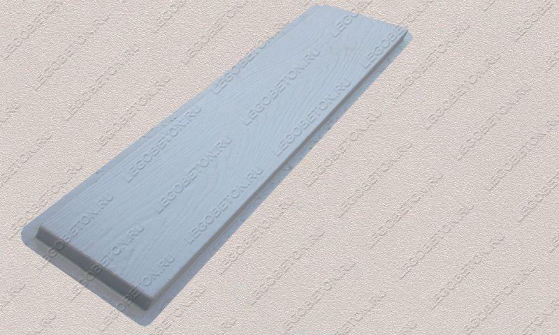 Форма «Доска №3 (100х23х3)» FR124.1-3