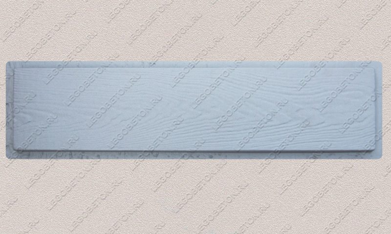 Форма «Доска №3 (100х23х3)» FR124.1-4