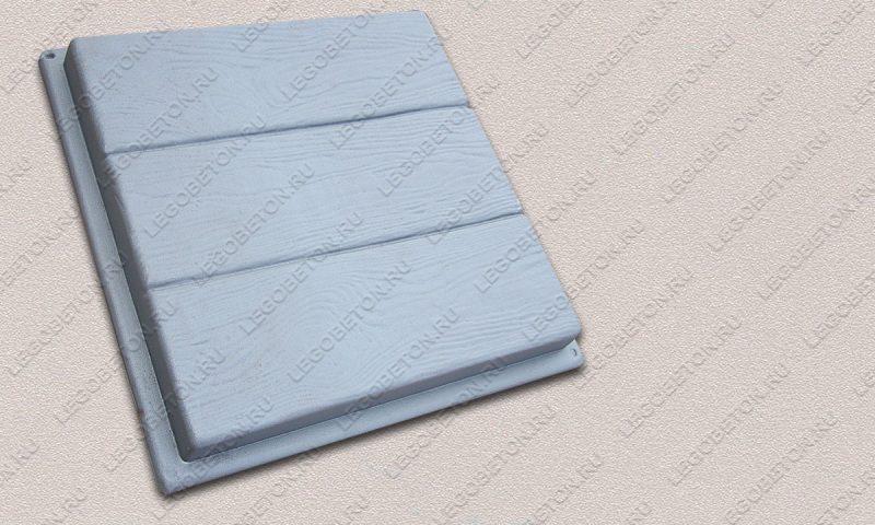 Форма «Квадрат «Три доски» (45х45х4)» FR125.1-3