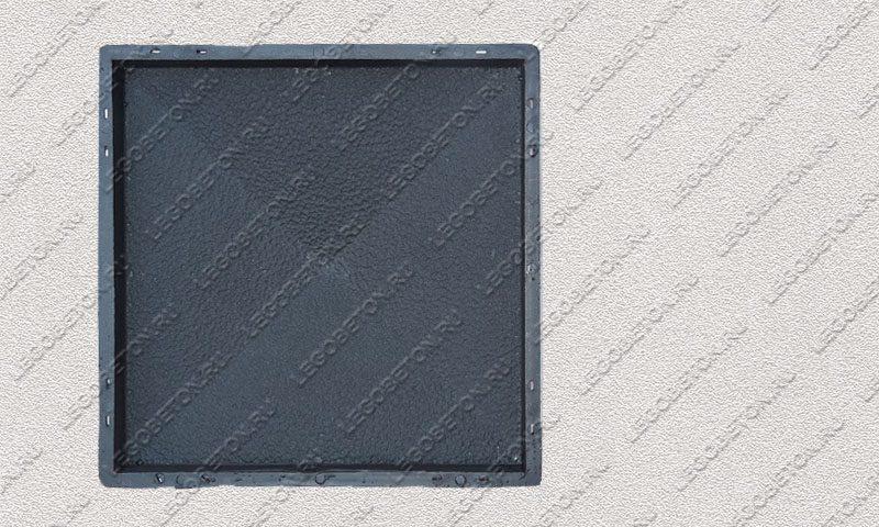 Форма «Крышка столба забора 4-х скатная» [92/1A] FR130.1-1