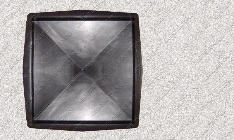 Форма «Крышка столба забора 4-х скатная» [92/1B] FR131.1-3
