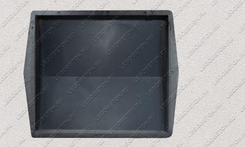 Форма «Крышка панели забора 2-х скатная» [92/2C] FR134.1-1