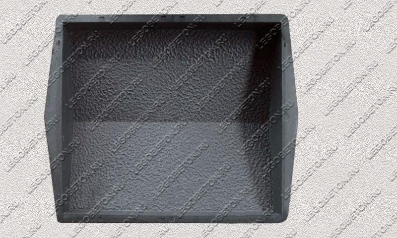Форма «Крышка панели забора 2-х скатная» [92/2C] FR134.1-3