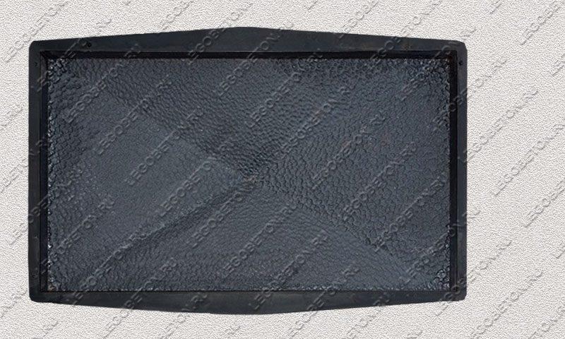 Форма «Крышка столба забора 4-х скатная» [92/4] FR136.1-1