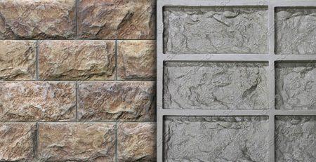резиновые формы для изготовления искусственного камня купить