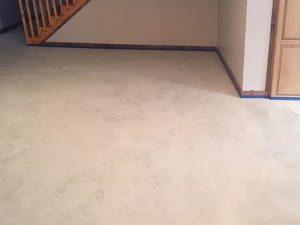 химическая окраска бетона