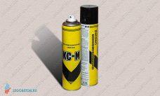 Касторовая смазка для форм КС-м в аэрозольной упаковке