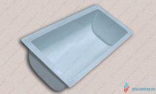 форма парковочный бордюр для изготовления ограждения из бетона