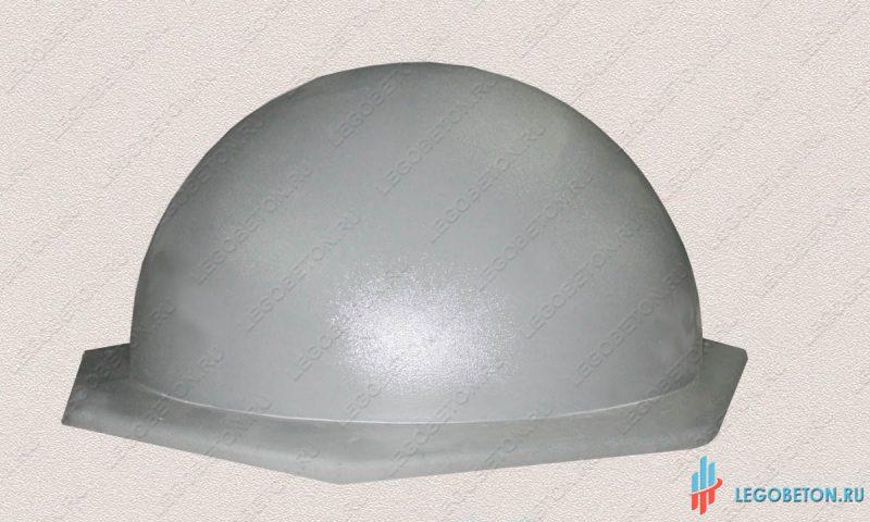 форма для полусферы 600х300-1