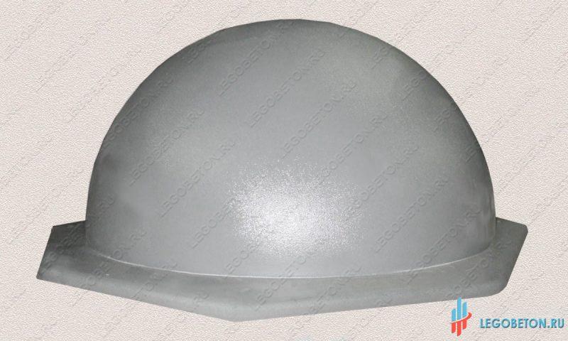 форма для полусферы 800х400-1