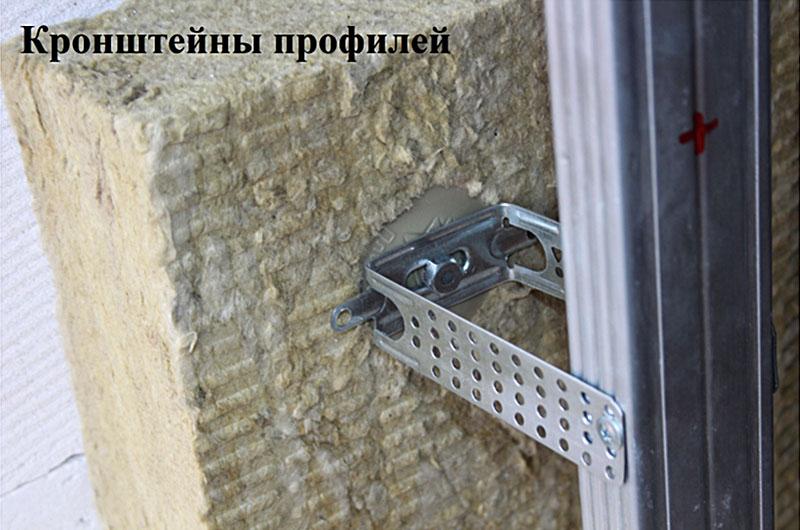 использование Шуруп Ф18-ГБ для вентилируемого фасада и шумоизоляции стен-1